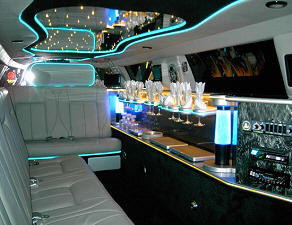 Chrysler Limo Los Angeles.