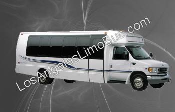 Limo Bus Los Angeles