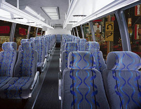 Motor Coach Charters Los Angeles.