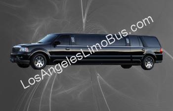 SUV limo rentals Los Angeles