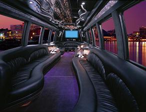 Party Bus Los Angeles.