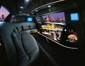 Limo service Los Angeles.