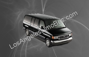 Van Service Los Angeles.